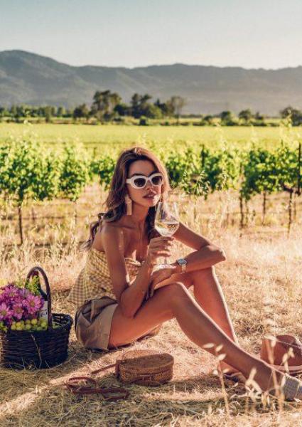 Califórnia dos vinhos: uma viagem ao paraíso das vinícolas